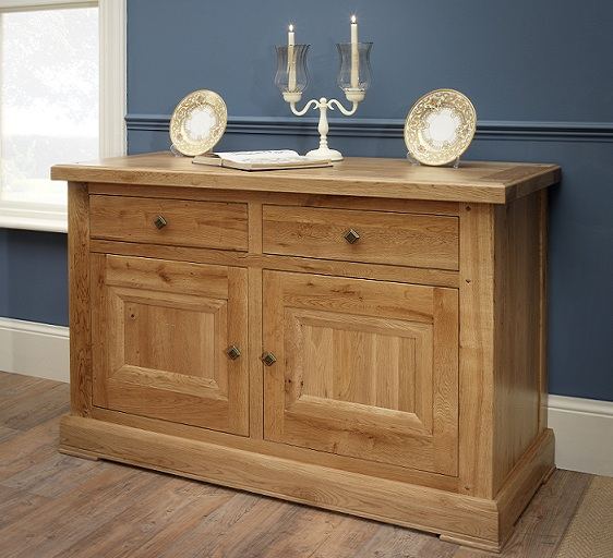 Country Solid Oak Living Room furniture | Oak Furniture Uk