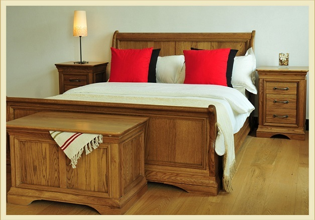 Solid Wood Bedroom Furniture Ranges Oak Furniture Uk