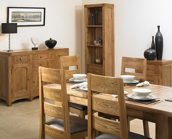 Linea Oak Living Room Furniture | Oak Furniture Uk