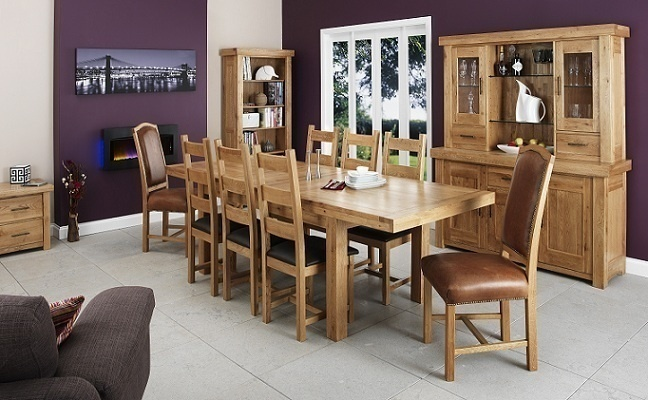 Perfect Light Oak Dining Room Furniture 648 x 400 · 105 kB · jpeg