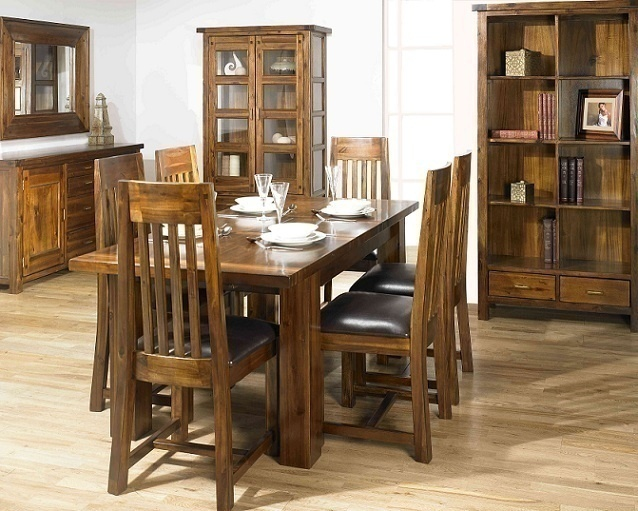 Rustic Dining Room Tables Texas Images