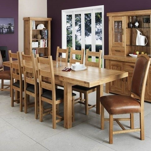 10+ Seater Dining Tables