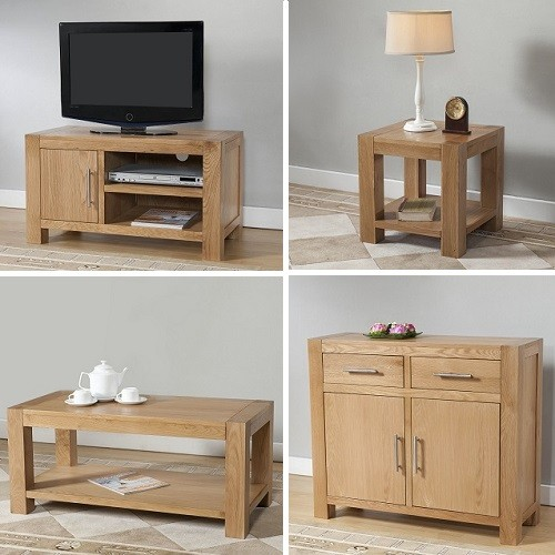 Aylesbury Contemporary Light Oak