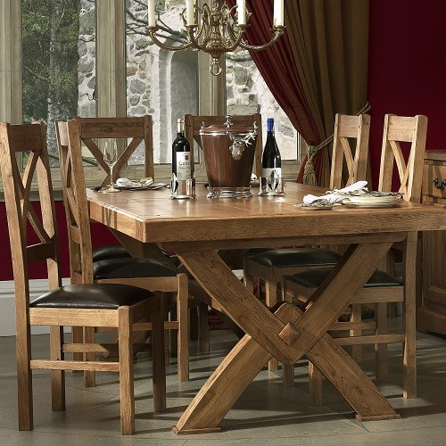 Chateau Solid Oak