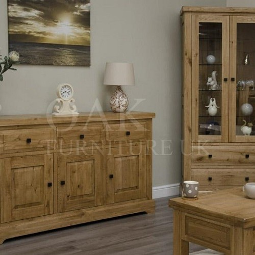 Coniston Rustic Solid Oak
