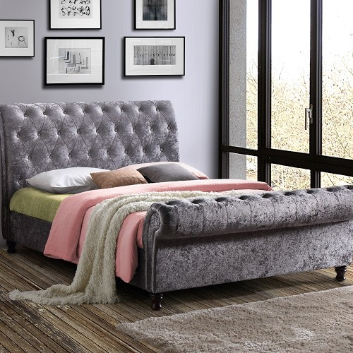 Crushed Velvet Beds