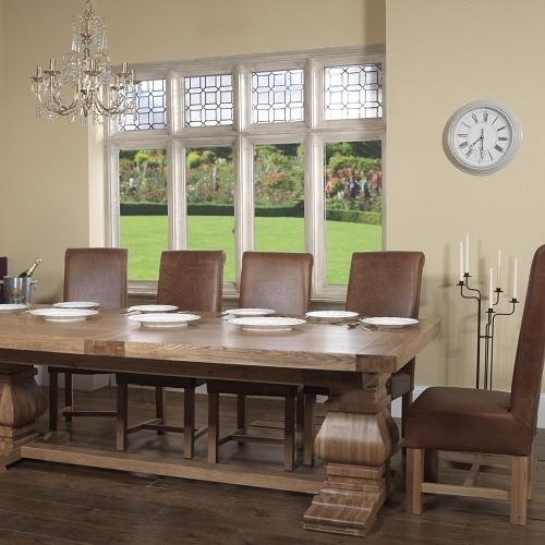 Monastery Dining Tables