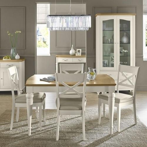 Painted Oak Dining Room Furniture