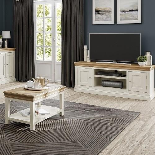 Painted Oak Living Room Furniture