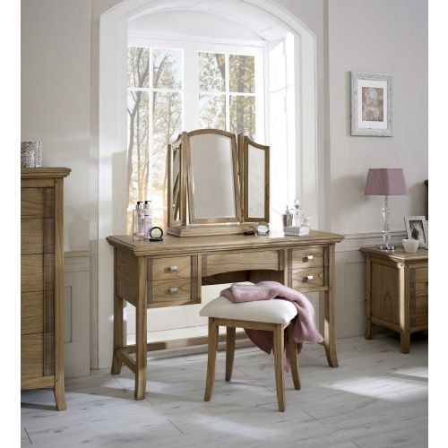 Lincoln Ash Dressing Table