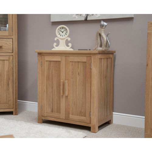 Opus Solid Oak Printer/Occasional Cabinet