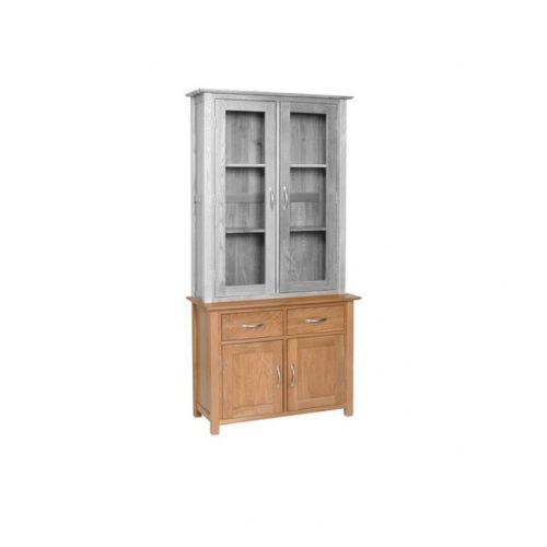 Oxford Contemporary Oak 2 Door Sideboard