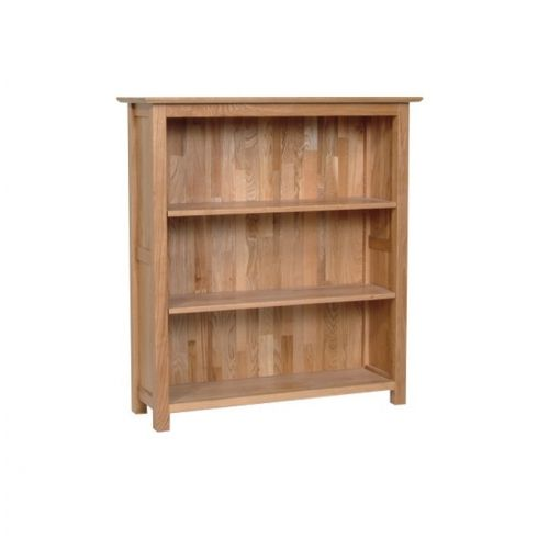 Oxford Contemporary Oak 3ft Bookcase