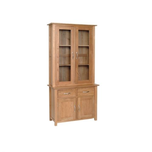 Oxford Contemporary Oak Small Welsh Dresser