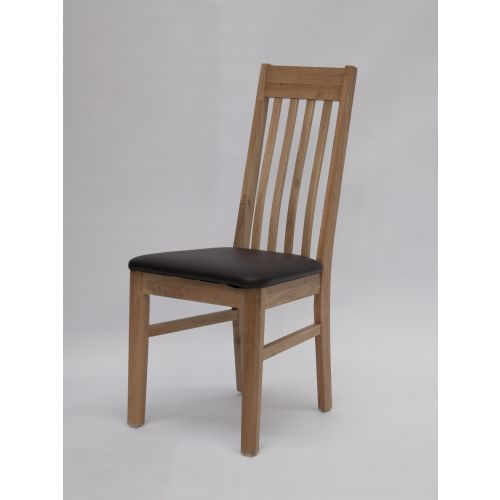 Sophia Solid Oak Dining Chair