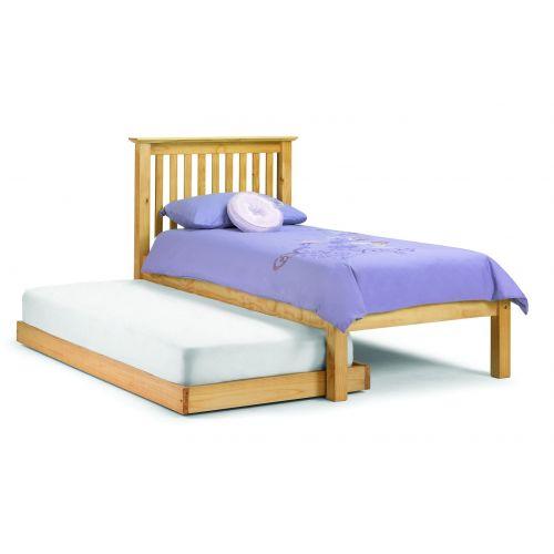 Trent Solid Pine Hide Away 3' Single Bed