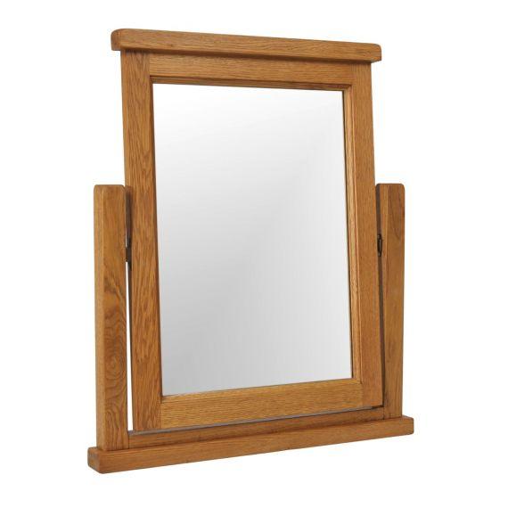 Buttermere Light Oak Dressing Table Mirror