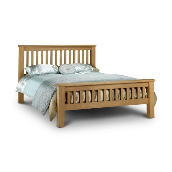 Kent Oak 5ft King Size Bed