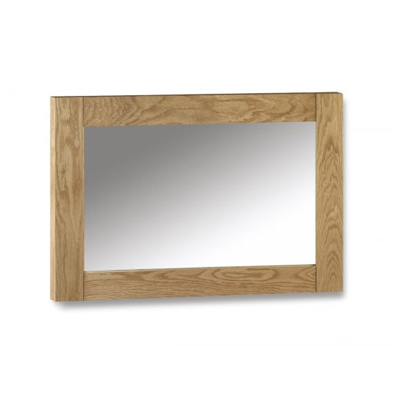 Kent Oak Wall Mirror