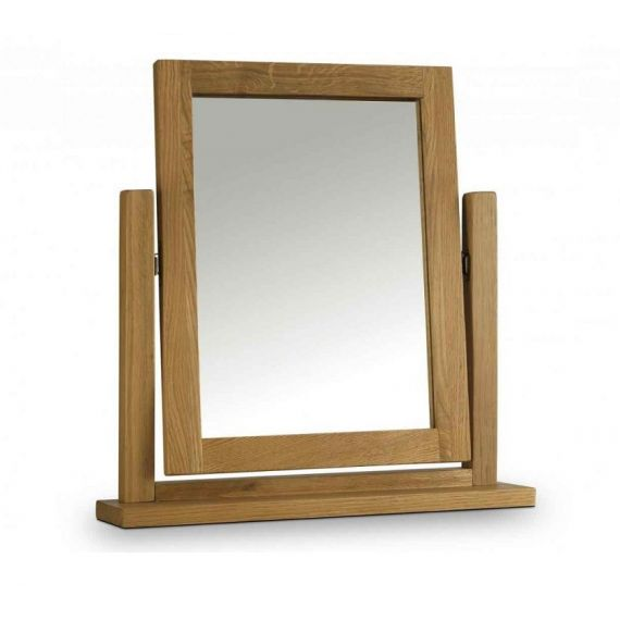 Kent Oak Dressing Table Mirror