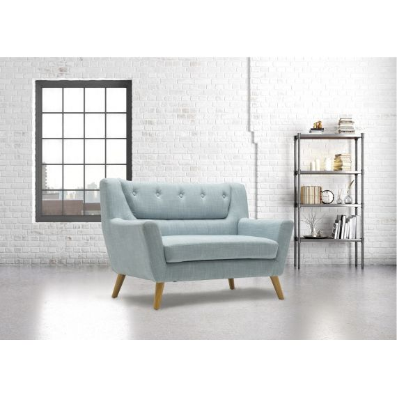 Lambeth Fabric 2 Seater Sofa