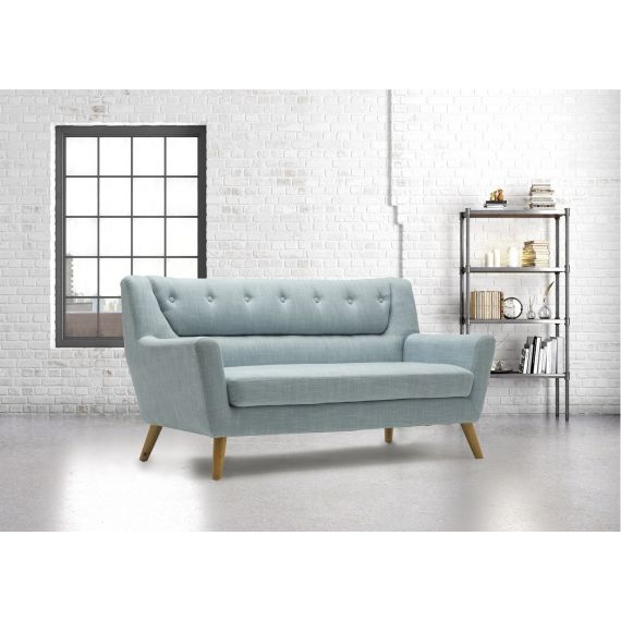 Lambeth Fabric 3 Seater Sofa