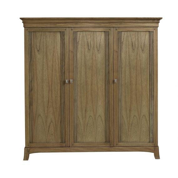 Lincoln Ash 3 Door Triple Wardrobe