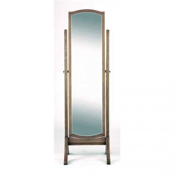 Lincoln Ash Cheval Mirror