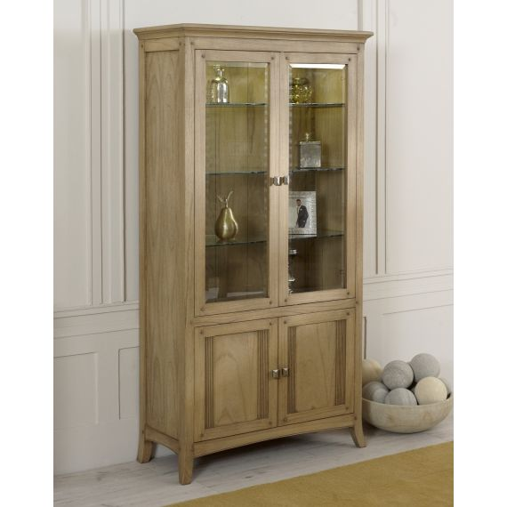 Lincoln Ash Display Cabinet