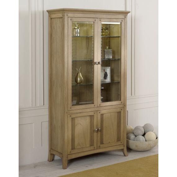 Lincoln Ash Display Cabinet