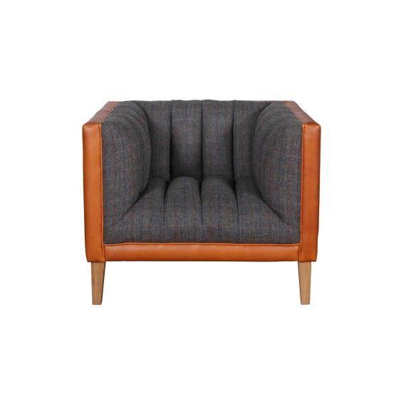 Oxford Club Chair