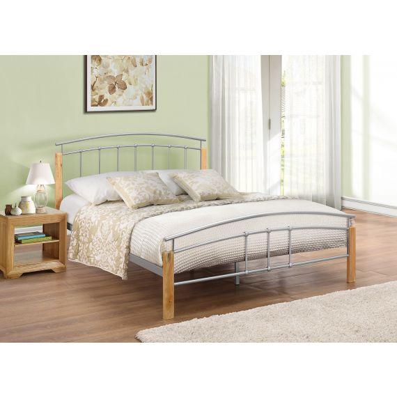 Tetras Metal Bed