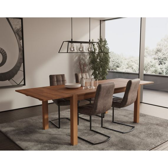 Sherwood Oak Dining Table and Chair Set