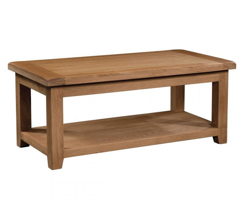 Buttermere Light Oak Large Coffee Table For Sale In The Uk Oak Furniture Uk