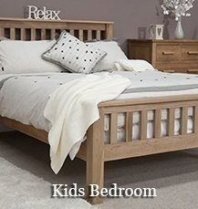 Oak Kids Bedroom Furniture