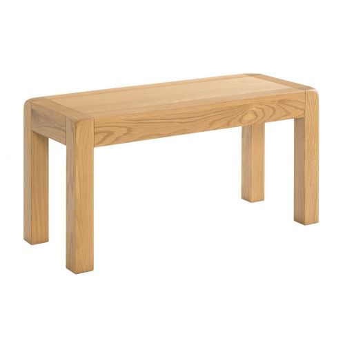Fairfield Oak 104cm Dining Bench