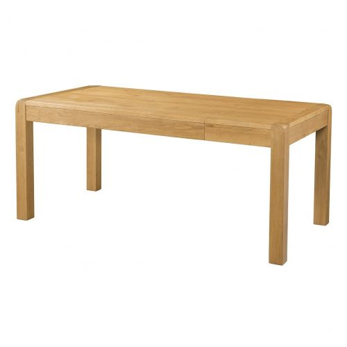 Fairfield Oak Large End Extending Dining Table