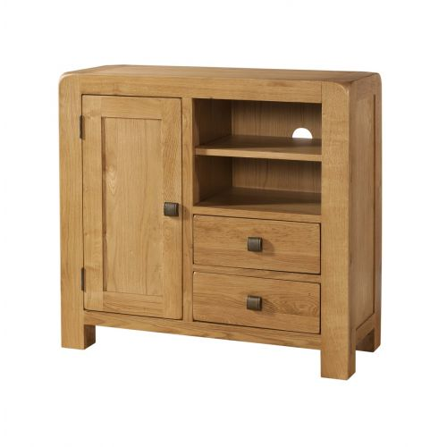 Fairfield Oak TV Media Unit