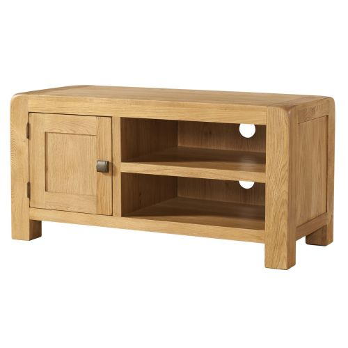 Fairfield Oak TV Unit