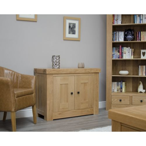 French Bordeaux Oak Occasional Cupboard