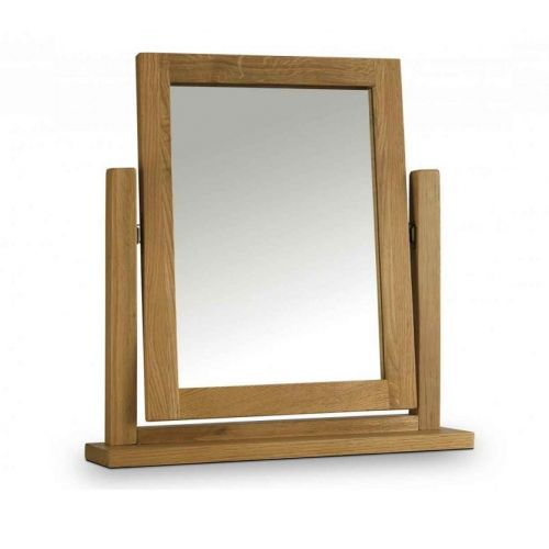 Kent Oak Dressing Table Mirror