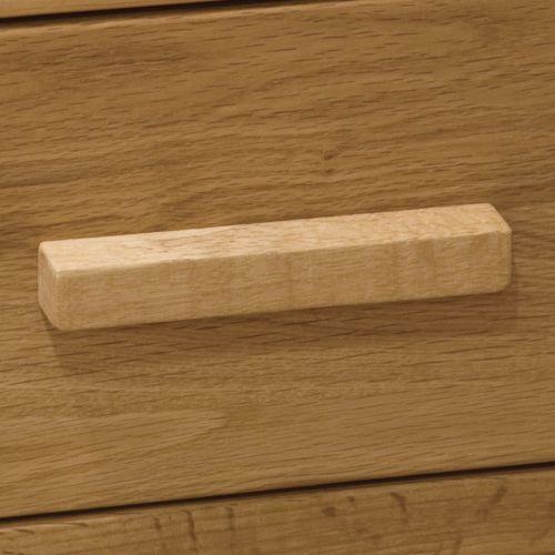 Opus Solid Oak Bar Handle