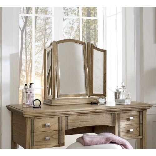 Lincoln Ash Dressing Table Mirror