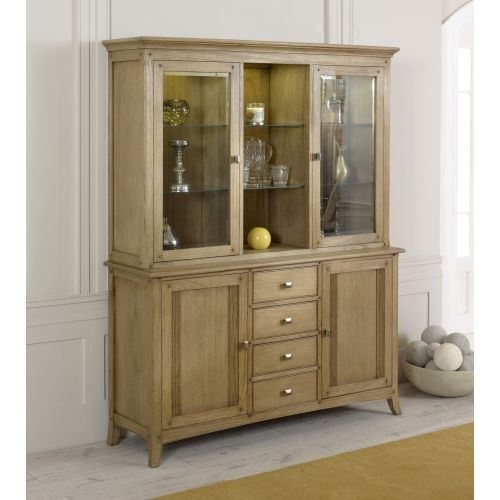 Lincoln Ash Large Welsh Dresser