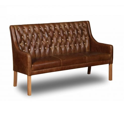 Morton Four Seater Dining Bench