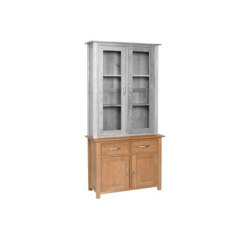 Oxford Contemporary Oak 2 Door Sideboard