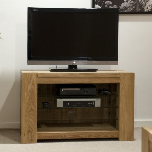 Trend Solid Oak TV Unit