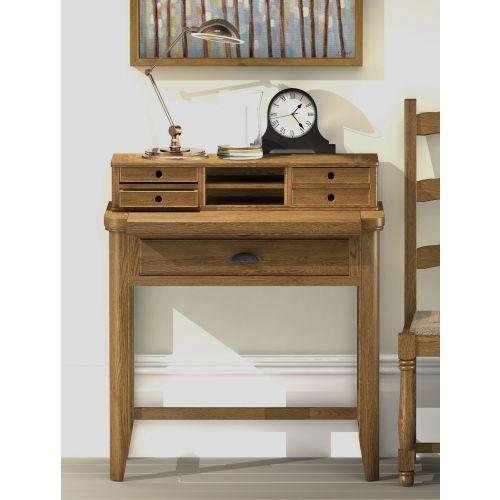 Windsor Oak Compact Writing Desk