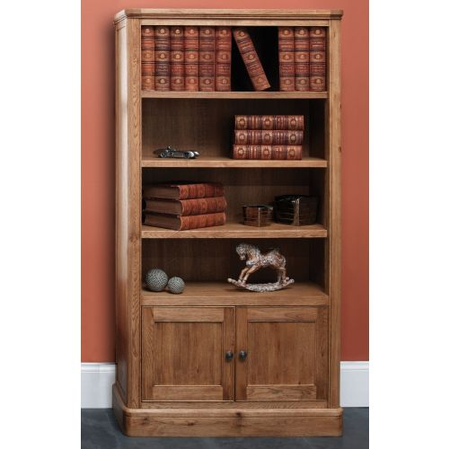 Windsor Oak Tall Bookcase