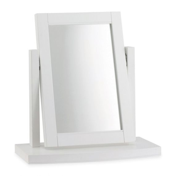 Hampstead White Dressing Table Mirror